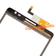 Touch Screen Digitizer for Huawei Ascend Mate MT1-U06 -White