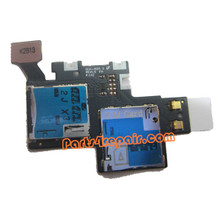 SIM Holder for Samsung Galaxy Note II CDMA (SCH-I605)