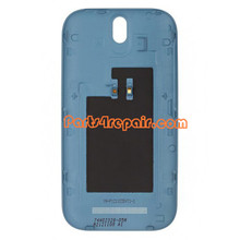 We can offer Back Cover for HTC One SV -Blue