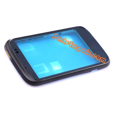 Front Housing Cover for HTC Desire C -Black from www.parts4repair.com