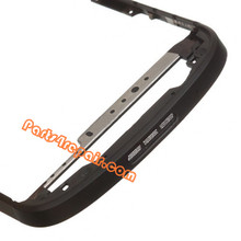Middle Bezel for BlackBerry Q10 -Black
