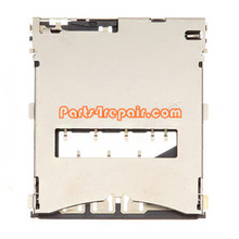 SIM Card Reader Contact for Sony Xperia Z L36H from www.parts4repair.com