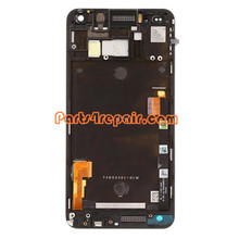 We can offer Complete Screen Assembly for HTC One