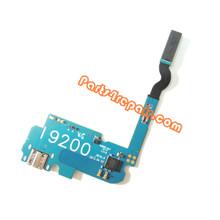 Dock Charging Flex Cable for Samsung Galaxy Mega 6.3 I9200 from www.parts4repair.com