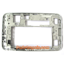 Front LCD Bezel for Samsung Galaxy Tab 2 7.0 P3100 -White