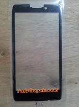 Touch Lens Screen for Motorola RAZR HD XT925 from www.parts4repair.com