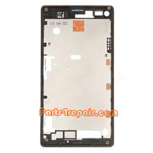 We can offer Front Cover for Sony Xperia L S36H -Red
