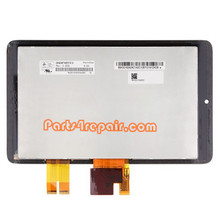 We can offer Complete Screen Assembly for Asus Memo Pad ME172V