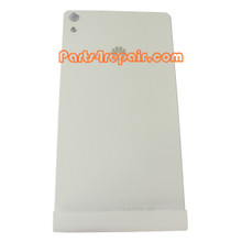 Back Cover for Huawei Ascend P6 -White from www.parts4repair.com