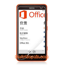 Nokia Lumia 625 Clear Screen Protector Shield Film from www.parts4repair.com