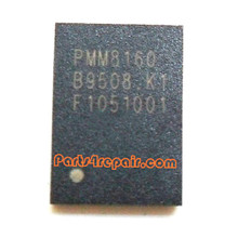 PMM8160 Power IC for HTC EVO 3D G17 from www.parts4repair.com
