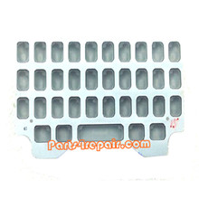 We can offer Keypad Membrane for BlackBerry Q5 -Black