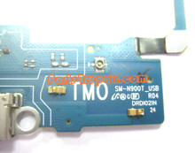 Dock Charging Flex Cable for Samsung Galaxy Note 3 N900T from www.parts4repair.com