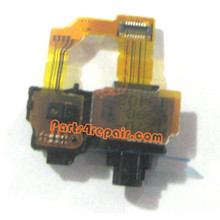 We can offer Earphone Jack Flex Cable for Sony Xperia Z1 L39H