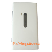 Back Housing Assembly Cover with NFC for Nokia Lumia 920 -White