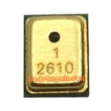 Microphone for Huawei Ascend P6 from www.parts4repair.com