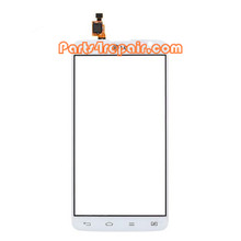 Touch Screen Digitizer for LG G Pro Dual Lite D686 -White from www.parts4repair.com