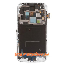 Complete Screen Assembly with Bezel for Samsung Galaxy S4 CDMA I545 -White