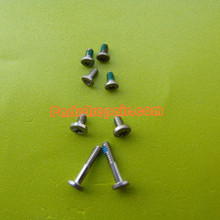 a full set of Screws for Nokia 8800 Arte Black from www.parts4repair.com