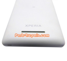 Back Cover with NFC for Sony Xperia M C1905 -White