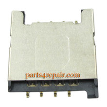 SIM Contact Holder for HTC Desire 300 from www.parts4repair.com