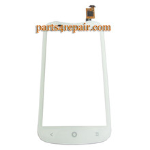 Touch Screen Digitizer for Acer Liquid E2 V370 -White from www.parts4repair.com