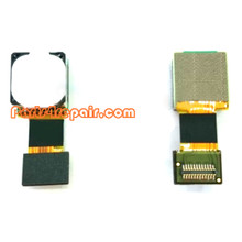 Back 8MP Camera for Sony Xperia C S39H from www.parts4repair.com