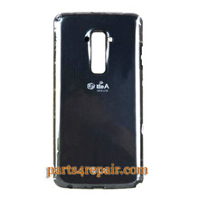 Back Cover with NFC for LG G Flex F340 -Black from www.parts4repair.com