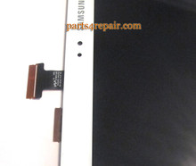 Complete Screen Assembly for Samsung Galaxy Note 10.1 P600 -White