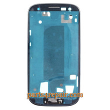 Front Houisng Cover for Samsung Galaxy S 3 I9300 -White from www.parts4repair.com