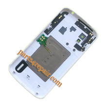 We can offer Back Cover with NFC OEM for LG Nexus 4 E960 -White