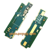 Vibrator Board for Sony Xperia C S39H from www.parts4repair.com
