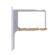 SIM Tray for HTC One M8 -Silver from www.parts4repair.com