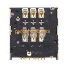 We can offer SIM Contact Connector for Motorola Moto G XT1032