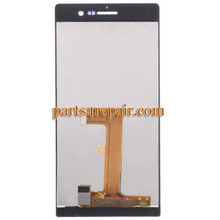 We can offer Complete Screen Assembly for Huawei Ascend P7