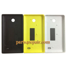 We can offer Back Cover for Nokia X -Black