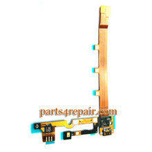 We can offer Dock Charging Flex Cable for Xiaomi M3