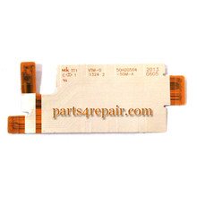 We can offer Flex Cable for HTC Desire 500 (Used)