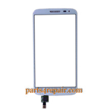 Generic Touch Screen Digitizer for LG G2 mini -White