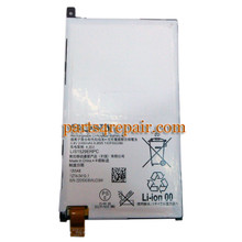 We can offer 2300mAh Built-in Battery for Sony Xperia Z1 Compact mini (Used)