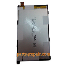 2300mAh Built-in Battery for Sony Xperia Z1 Compact mini (Used) from www.parts4repair.com