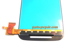 Complete Screen Assembly for Motorola Moto E XT1021 -Black