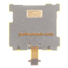 We can offer SIM Holder Flex Cable for HTC One mini