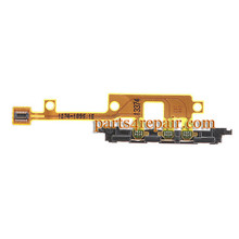 Side Key Flex Cable for Sony Xperia Z1 Compact mini