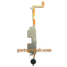 SIM Holder Flex Cable for Samsung Galaxy Note 10.1 P600 (2014 Edition) -WIFI Version
