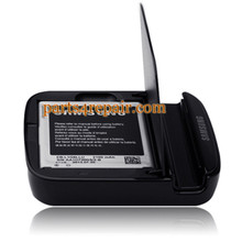 Generic Desktop Battery Charger Stand for Samsung Galaxy S4 I9500 -Black