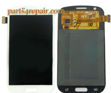 Complete Screen Assembly for Samsung Galaxy Express I8730 from www.parts4repair.com