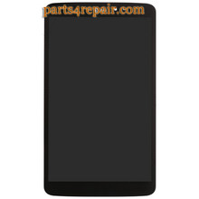 Complete Screen Assembly for LG G Pad 8.3 V500 -Black from www.parts4repair.com