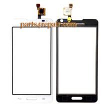 Touch Screen Digitizer for LG Optimus F6 D500 -White from www.parts4repair.com