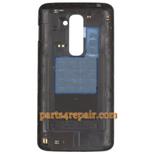We can offer Back Cover with NFC for LG G2 D801 -Black (for T-Mobile)